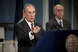 NYC Mayor Michael Bloomberg (Allison Joyce/Getty Images)
