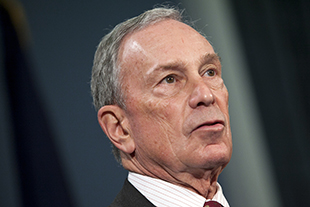 New York City Mayor Michael Bloomberg (Allison Joyce/Getty Images)