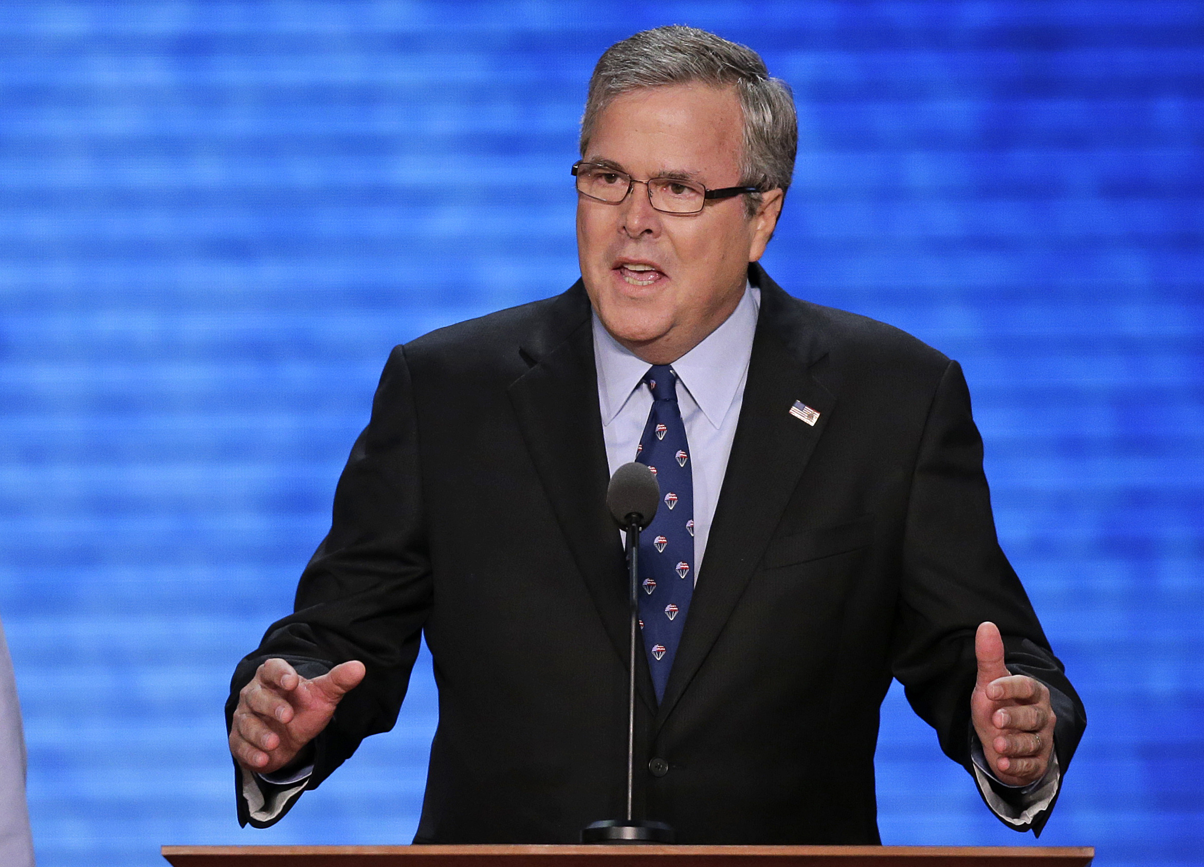 Jeb Bush (J. Scott Applewhite/AP)