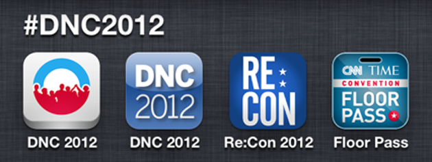 Navigating the DNC? Apps can help with that: a review