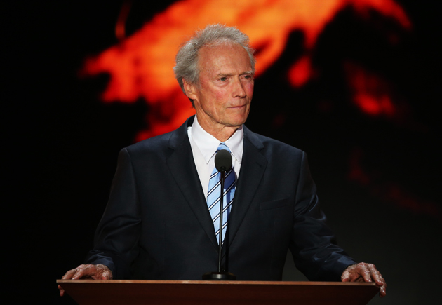 Eastwood at the RNC (Mark Wilson/Getty Images)