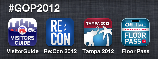 Four apps to help navigate the RNC: A review