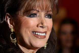 Jackie Collins (Danny Martindale/Getty Images)