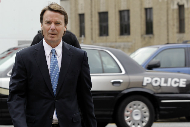 John Edwards trial: No Rielle Hunter as prosecution rests - ABC News