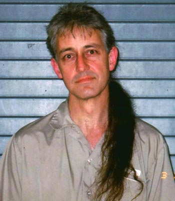 This image provided by Keith R. Judd shows the federal prisoner Keith Russell Judd, 49, at the Beaumont Federal Correctional Institution in Beaumont, Texas in this March 15, 2008 file photo. (AP file photo)