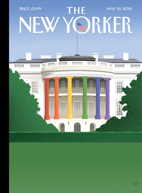 Newsweek cover: Obama 'first gay president' | The Ticket - Yahoo! News