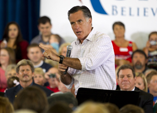 Romney in Colorado (Evan Vucci/AP)