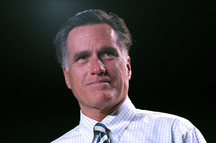 Mitt Romney (Justin Sullivan/Getty Images)