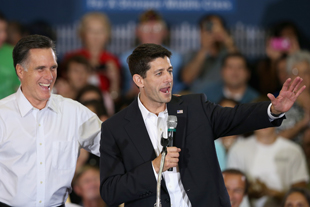 Romney and Ryan in Ashland, Va (Chip Somodevilla/Getty Images)