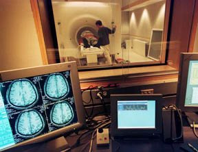 fMRI Laboratory for affective neuroscience