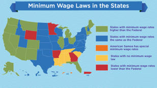 Minimum Wages in the United States