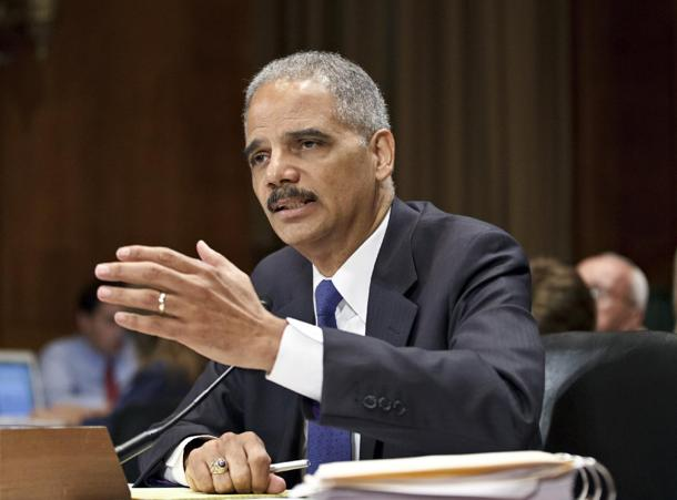 Historical contempt Eric Holder (J. Scott Applewhite/AP)