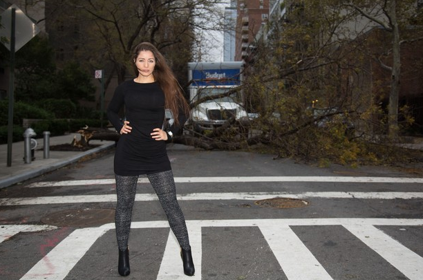 Outrage Over Model's Post-Sandy Photo Shoot in Wreckage
