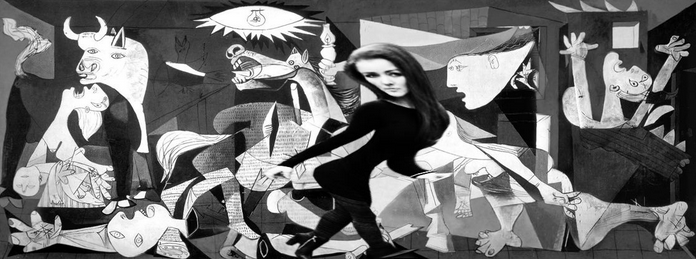 More Meme, This Time in 'Guernica'