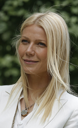 Gwyneth Paltrow (REUTERS/Luke MacGregor)