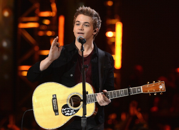 Hunter Hayes (Photo: Kevin Winter)