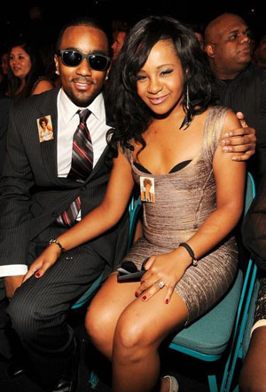 Bobbi Kristina and Nick Gordon (Kevin Mazur/WireImage via ABC)