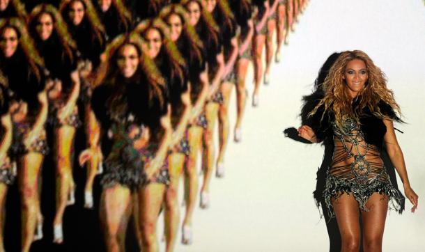 Beyonce performing at the 2011 Billboard Music Awards (photo: Ethan Miller/Getty Images)