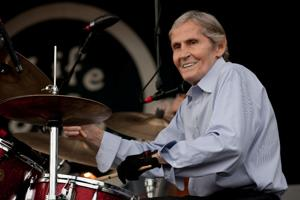 Levon Helm (photo: Douglas Mason, Getty Images)