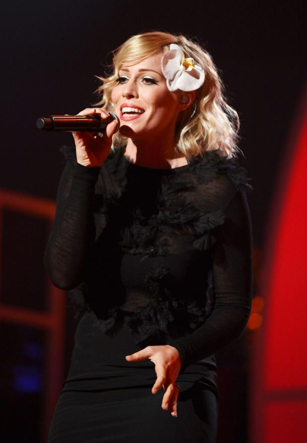 Natasha Bedingfield (photo: Kevin Mazur, Getty Images)