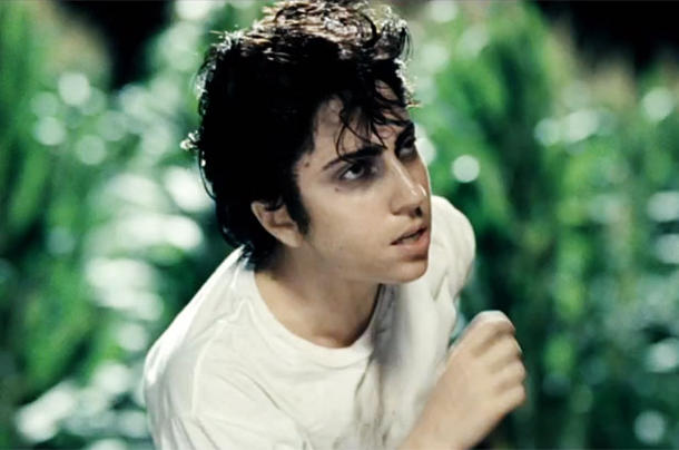 Gaga as Jo Calderone in her