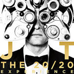 Week Ending April 7, 2013. Albums: Timberlake Is Livin' La Vida Loca