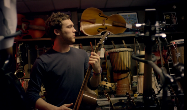 Phillip Phillips, Framed