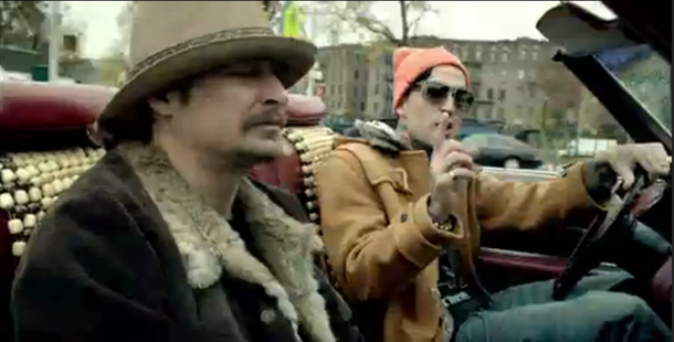 Yelawolf & Kid Rock, Framed