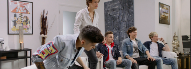 One Direction, Framed