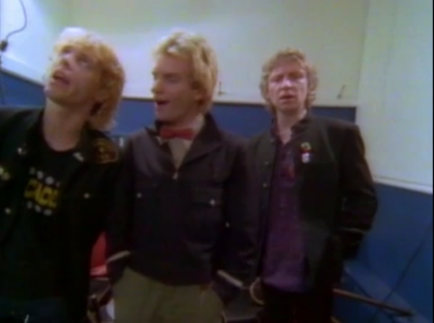 The Police,  Framed
