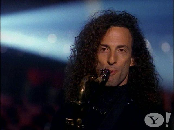Kenny G, Framed