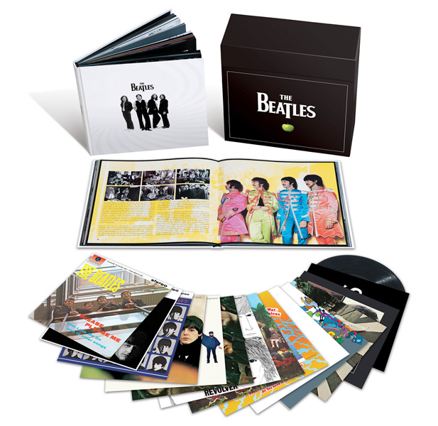 Beatles, 12 inches x infinity