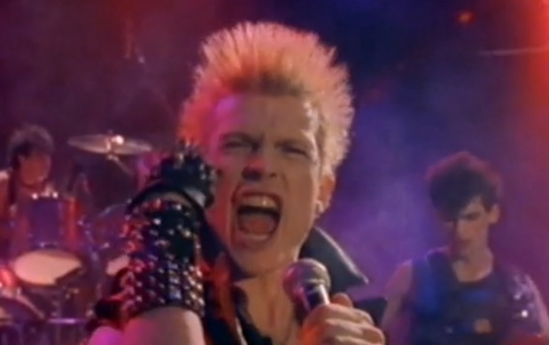 Billy Idol in the original