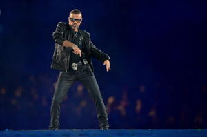 George Michael, free at last (Getty Images)
