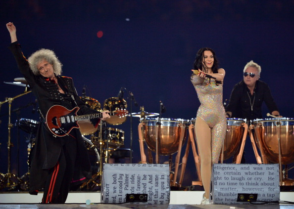 Jessie J and Queen (Getty Images)