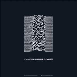 'Unknown Pleasures' album cover