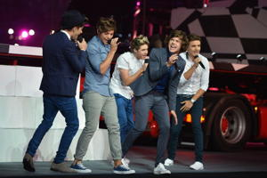 One Direction (Getty Images)