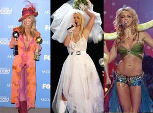 Britney Spears' Top 10 Wildest Looks