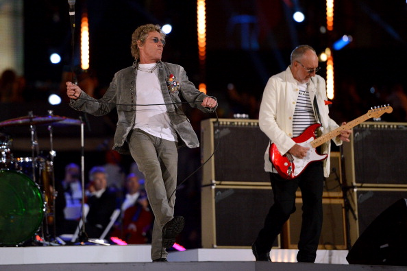 The Who (Getty Images)