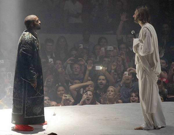 Did Kanye Seek Advice About Taking Jesus on 'Yeezus' Tour?