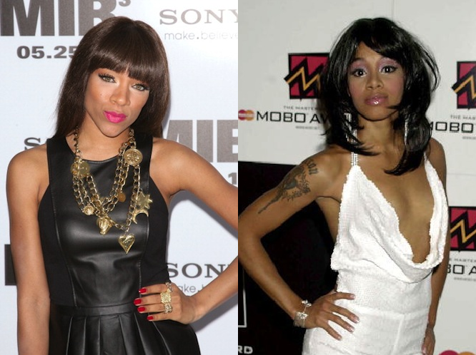 "Lil Mama to portray Lisa ""Left Eye"" Lopes (Getty)"