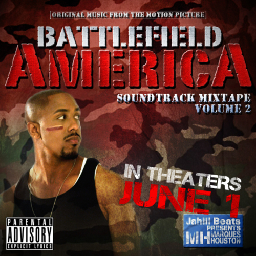 """Battlefield America Soundtrack Mixtape Volume 2"""