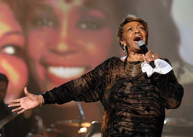 Cissy Houston (photo: Christopher Polk, Getty Images)