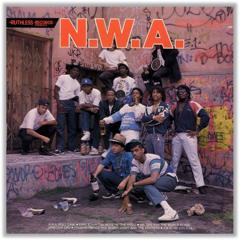 """N.W.A. & The Posse"" Compilation Turns 25"