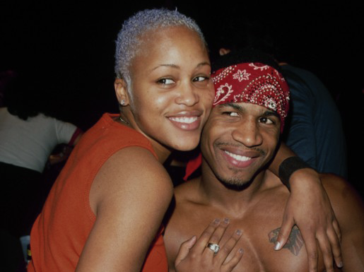 Eve and Stevie J