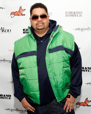 Heavy D, WireImages, Ben Rose