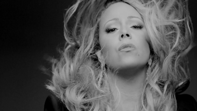 "Mariah Carey in ""Almost Home"" video. (Vevo)"