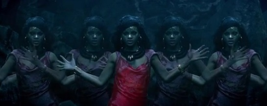 Rihanna, multiplied.