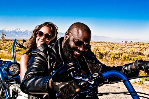 "Stacey Dash in Rick Ross' ""Super High"" video"