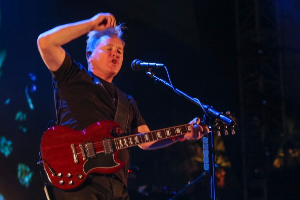 New Order, Photo by Paul A. Hebert/WireImage